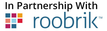 In Partnership with Roobrik Logo