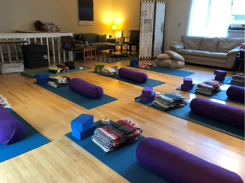 Yoga & Grief Workshop - November 20
